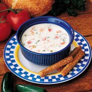 Monterey Jack Cheese Soup Recipe