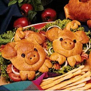 Porky's Sandwiches Recipe