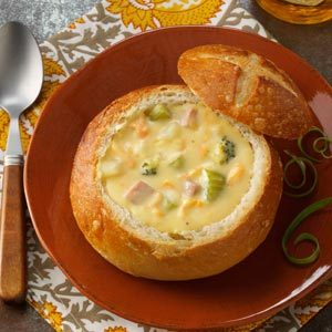 Priscilla's Vegetable Chowder
