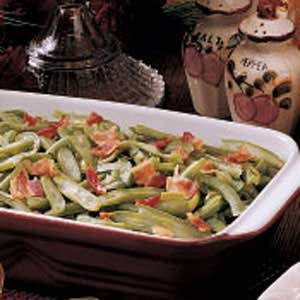 Baked String Beans Recipe