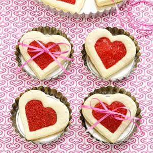Heart-Shaped Recipes