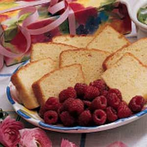 Little Dixie Pound Cake