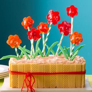 Flower Cake Decorating Ideas Vetwill