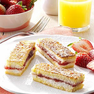French Toast Fingers Recipe