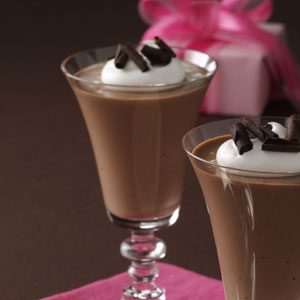 Mocha Cream Cheese Mousse