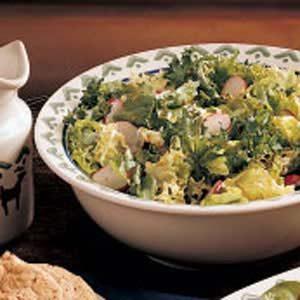 Easy Maple Salad Dressing Recipe