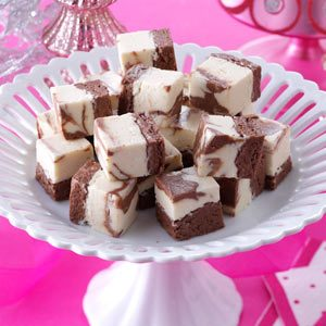 Brandy Alexander Fudge Recipe
