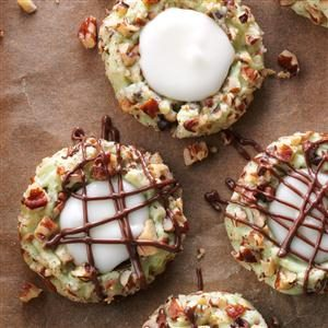 Pistachio Thumbprints Recipe