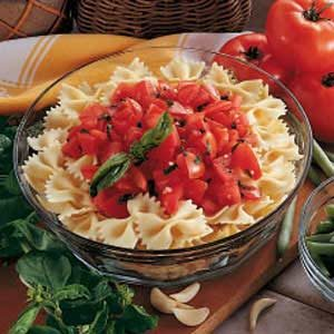 Pasta with Tomatoes Recipe