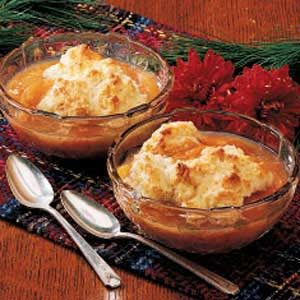 Apricot Cobbler Recipe