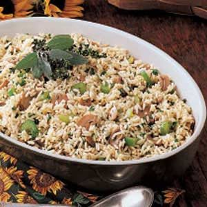 Rice Dressing Recipe