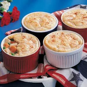 Chicken in Every Pot Pie