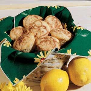 Luscious Lemon Muffins Recipe