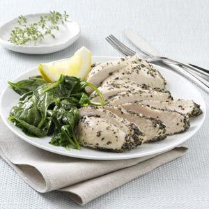 Moist Lemon Herb Chicken Recipe