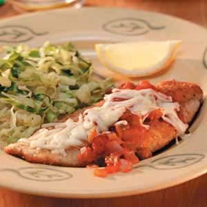 Salsa Fish Recipe