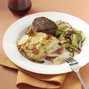 Gourmet Potatoes au Gratin Recipe