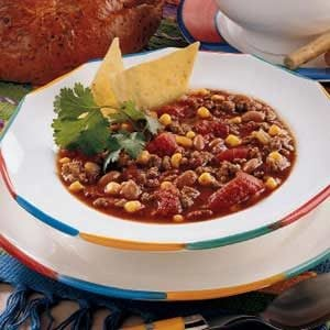 Simple Taco Soup Recipe