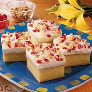 Hawaiian Cake Recipe