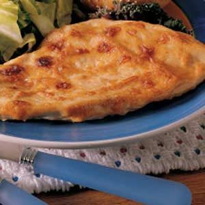 Broiled Ginger Chicken Recipe