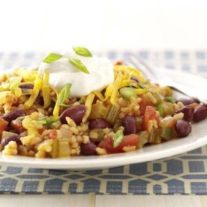 Mexican Beans and Rice Recipe