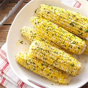 Kathy's Herbed Corn Recipe