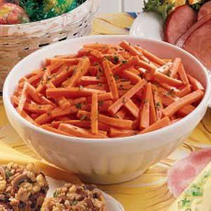 Cottontail Carrots Recipe