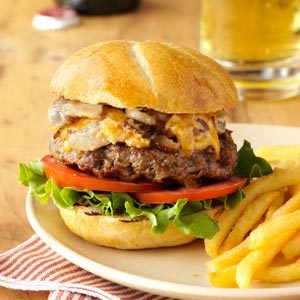 Scrum-Delicious Burgers Recipe