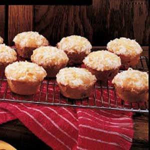 Coconut Orange Cupcakes Recipe