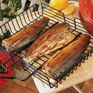 Barbecued Trout Recipe