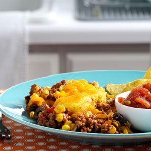 Dup-Tamale Pie Recipe