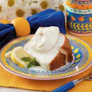 Lemon Angel Food Supreme Recipe