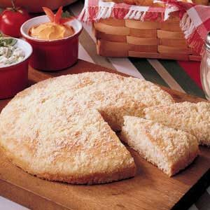 Parmesan Bread Recipe
