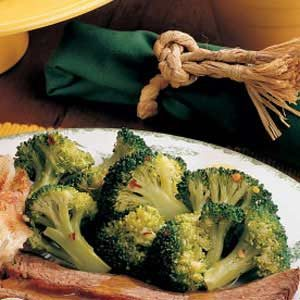 Zesty Broccoli Recipe