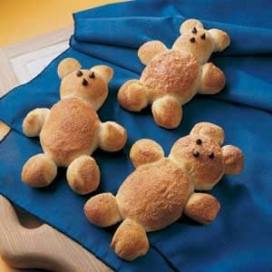 Teddy Bear Biscuits Recipe