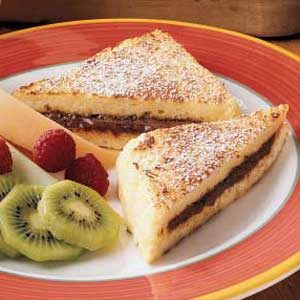 Chocolate French Toast Recipe