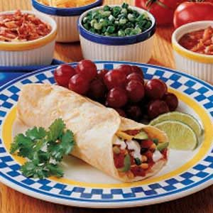 Bacon Avocado Burritos Recipe