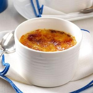 Lemon Creme Brulee Recipe