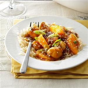 Spicy Orange Chicken Recipe
