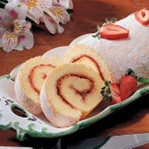 Jelly roll cake filling recipes