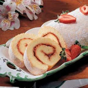 Prize-Winning Jelly Roll Recipe
