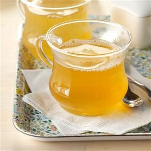 Lemon Thyme Green Tea Recipe