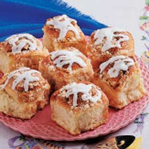 Almond Streusel Rolls Recipe