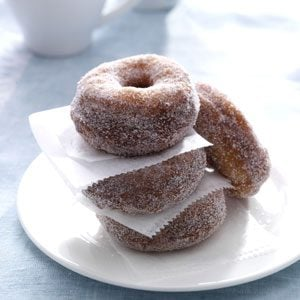 Swedish Doughnuts Recipe