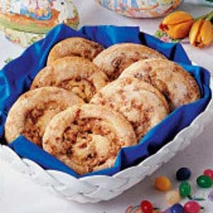 Cinnamon Crisps Recipe