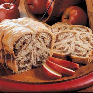 Maple Apple Bread Recipe