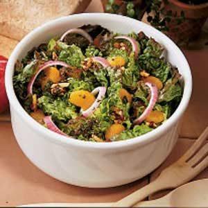 Mandarin Almond Salad Recipe