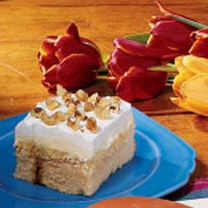 Creamy Pineapple Cake Recipe