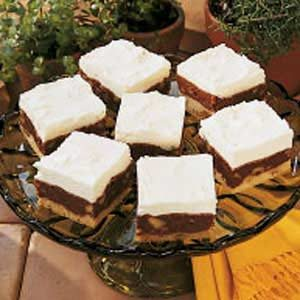 Chocolate Walnut Squares