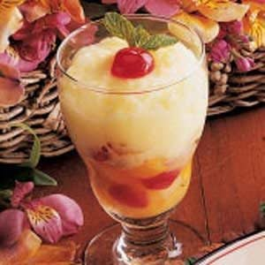 Fruit Parfaits Recipe