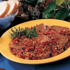 Garlic Swiss Steak Recipe